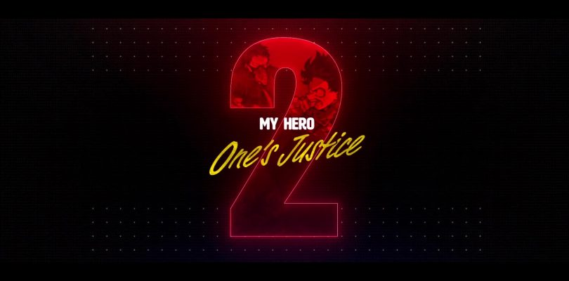 My Hero One's Justice 2 Is Coming To The West