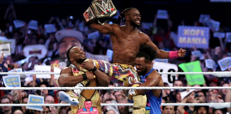 We Interviewed Kofi Kingston From The WWE About His Career, WWE 2K20 And His Future