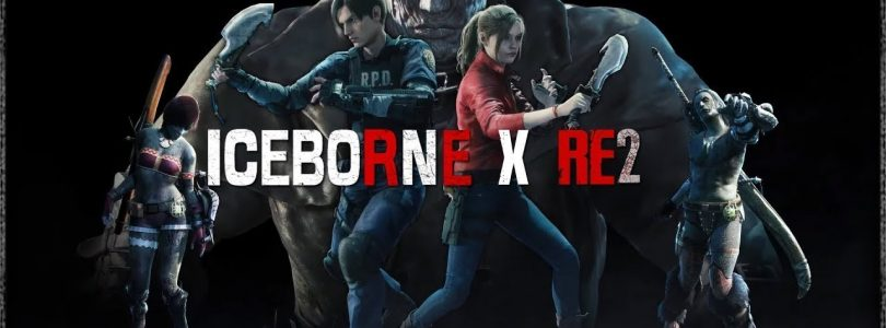 Monster Hunter World Has A Resident Evil 2 Crossover Event Incoming