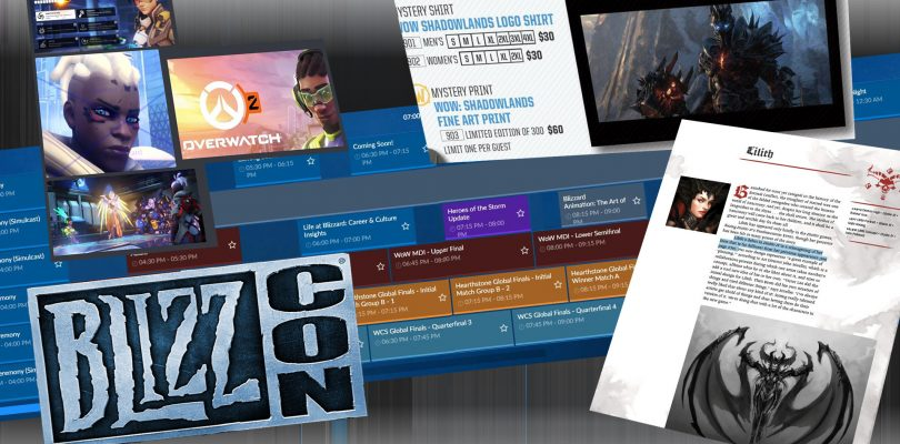 BlizzCon is right around the corner – but has everything already leaked?