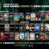 50+ Games Being Added To Xbox Game Pass