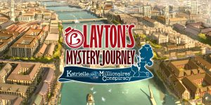 Layton's Mystery Journey: Katrielle and the Millionaires' Conspiracy – Deluxe Edition Review