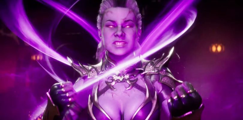 Sindel DLC Trailer For Mortal Kombat 11 Drops, Banshee Screams Aplenty