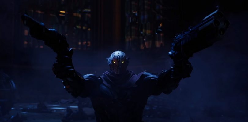 Meet Strife, The New Guy in Darksiders Genesis