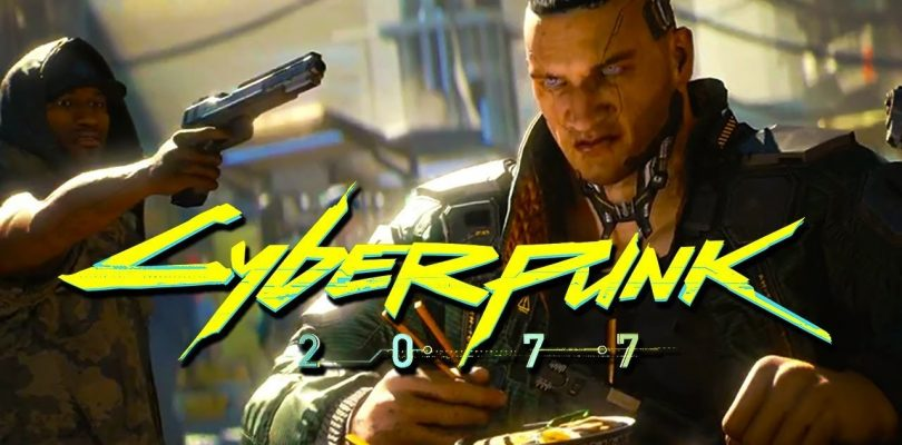 Here's A Sneaky First Look At Cyberpunk 2077's Map