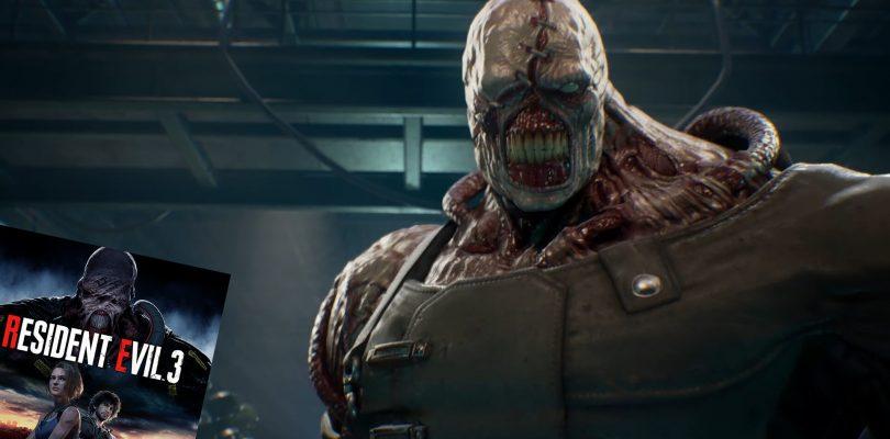 Resident Evil 3 Remake Cover Art Has Leaked Online