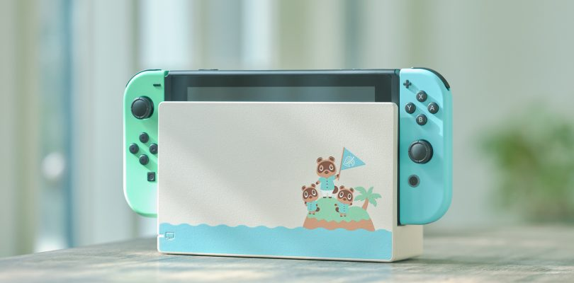 Animal Crossing Fans Rejoice, We Get The Best Special Edition Switch Thus Far