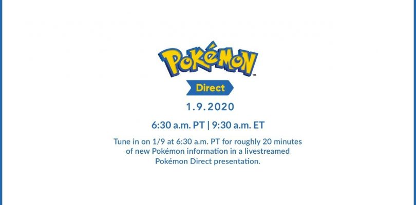 Surprise Pokemon Direct Happening Later This Week