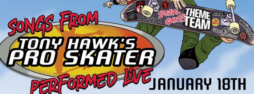 Support The Bushfire Relief By Rocking Out To Songs From Tony Hawk's Pro Skater This Weekend