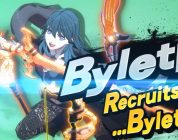 The Fifth Smash Ultimate Fighter Is… Byleth?