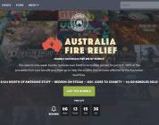 Humble Australia Fire Relief Bundle Available Now