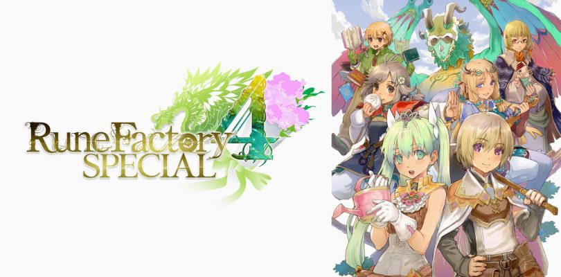 Rune Factory 4 Special Gets A Release Date