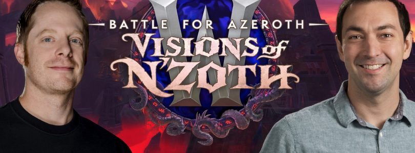 Supervising The Visions of N'Zoth: How Corruption And Madness Make World Of Warcraft Fresh And Exciting