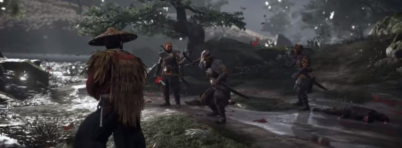 The Ghost Of Tsushima Gameplay Trailer Has Been Remade In Dreams And It's Incredible