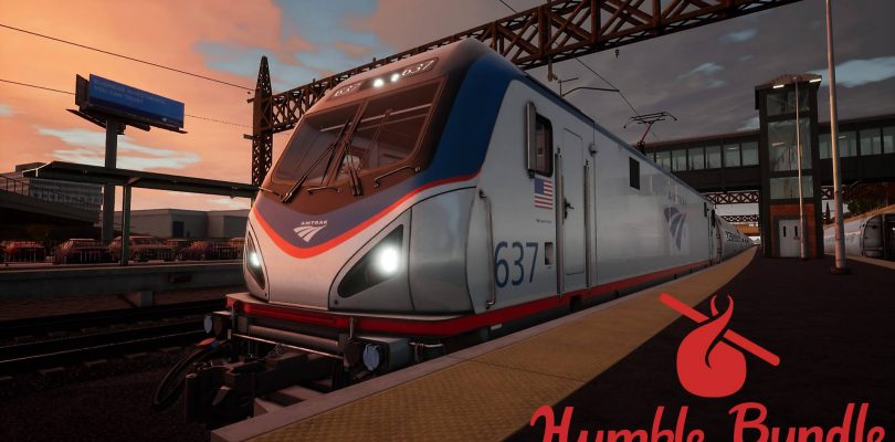 Make A Train System More Functional Than NSW's With The Humble Train Simulator Bundle