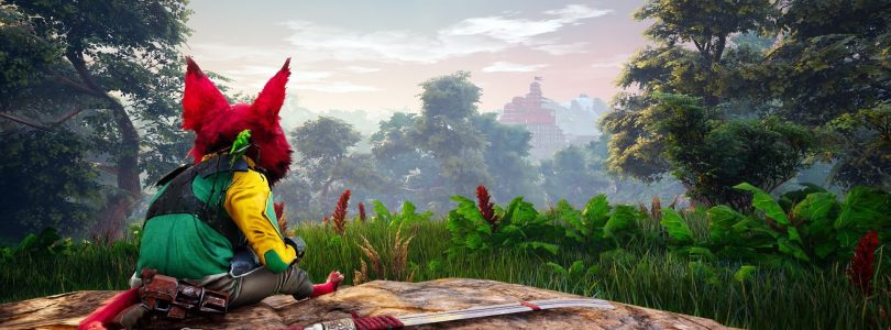 Experiment 101 Opens Up About Biomutant Release Date