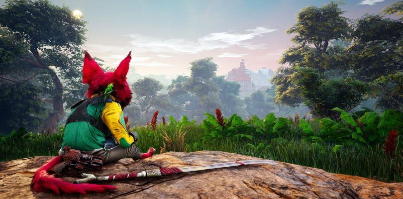 Biomutant Wants To Make You The Master Of Your Own Furry Fantasy