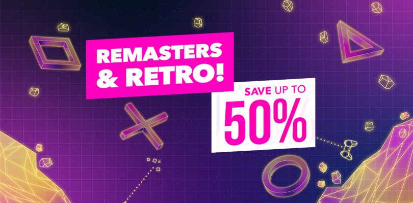 PlayStation Store's Remasters And Retro Sale Will Take You Back (To Having No Money)