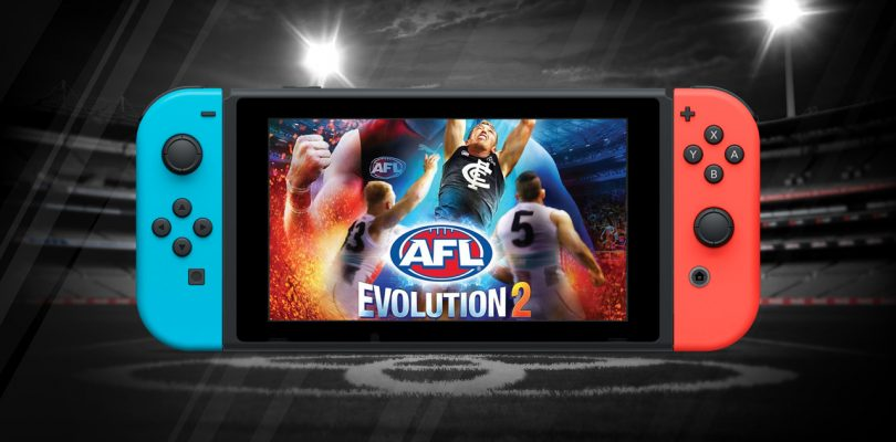 AFL Evolution 2 Is Coming To The Nintendo Switch