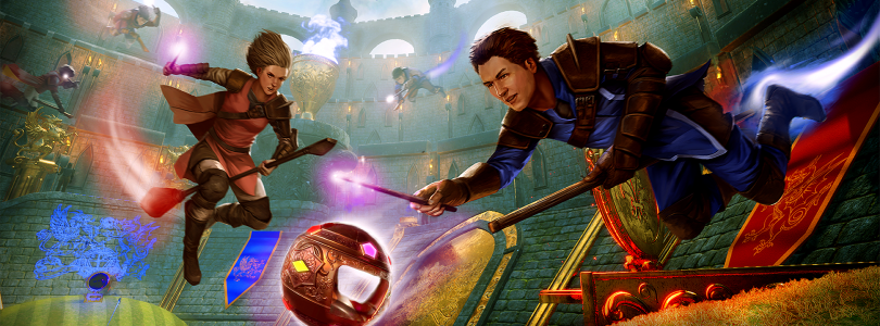 Quidditch-Inspired Sports Game Broomstick League Launches On Steam Early Access, Console Release Announced