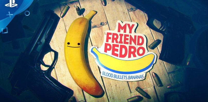 Frantic Platform Shooter My Friend Pedro Gets A PS4 Release Date