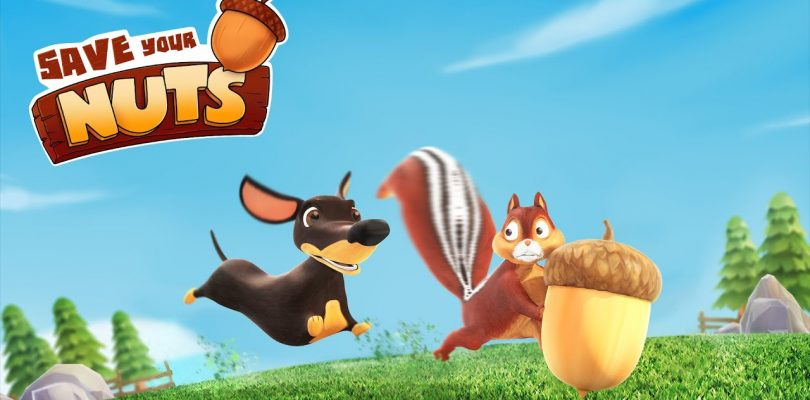 Protect Your Precious Acorns In The Upcoming Party Game Save Your Nuts