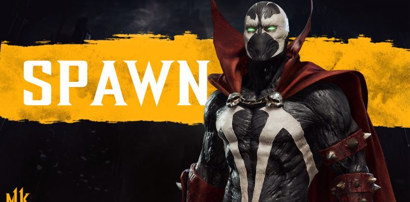 Check Out The Gnarly Spawn Gameplay Trailer For Mortal Kombat 11