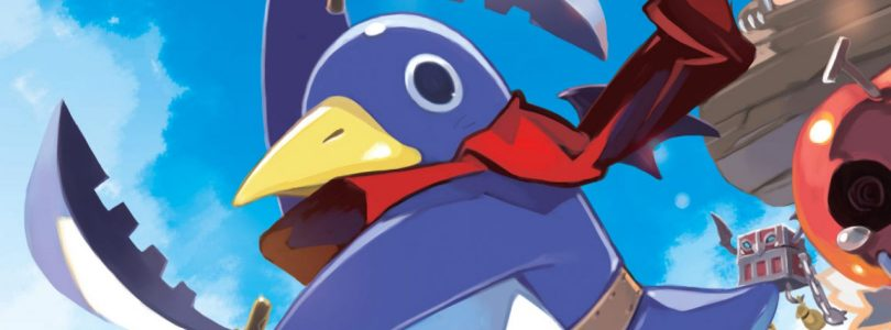 Peppy Platforming Penguin – Prinny – Prepares Port Preferentially For Switch