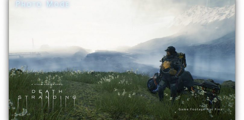 Newest Death Stranding Update Adds Photomode