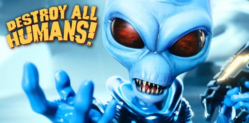 Destroy All Humans Gets A Release Date
