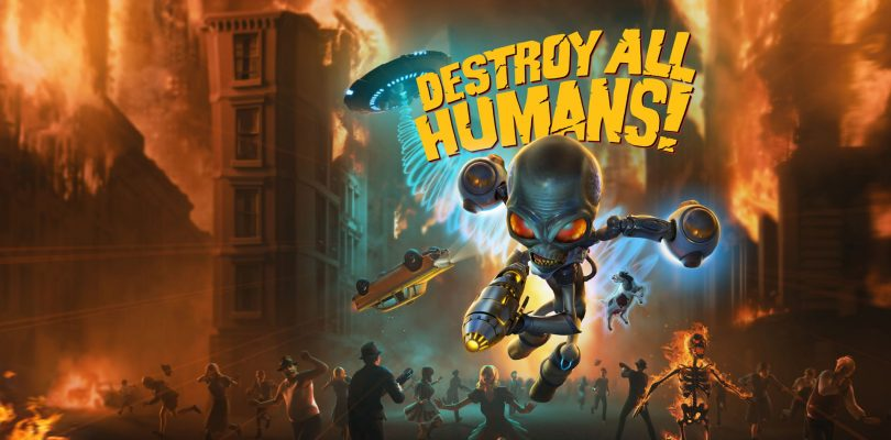 Destroy All Humans Hands-On Preview – A Faithful Re-Invasion