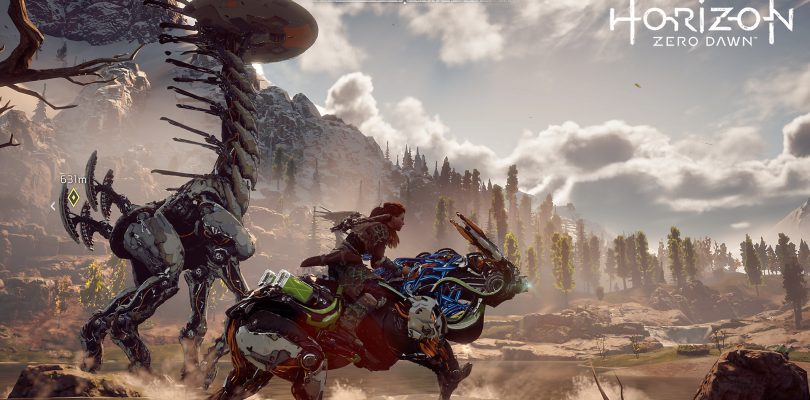 Sources Claim That Horizon Zero Dawn Will Be A Trilogy, Sequel To Feature Co-op