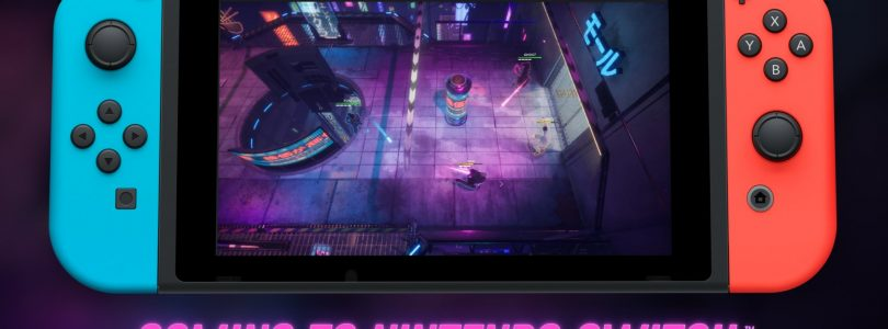Hyper Jam Is Launching On Switch Later This Month