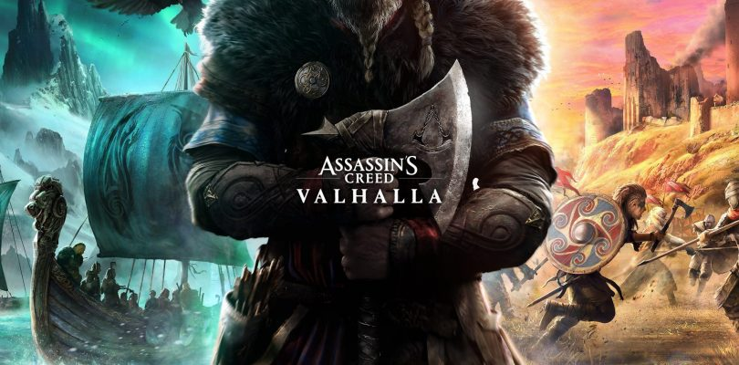 Assassin's Creed Valhalla Officially Revealed, More Info Coming Tomorrow