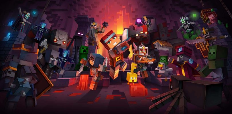 Minecraft Dungeons Gets A New Release Date