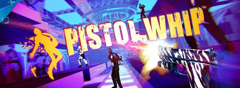 VR Rhythm-Action Game Pistol Whip Is Heading To PSVR This Year