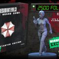 Resdient Evil 3: The Board Game Coming To Kickstarter Later This Month