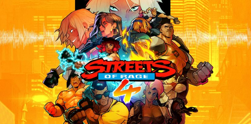 Streets of Rage 4 Gets An April Release Date And A Battle Mode