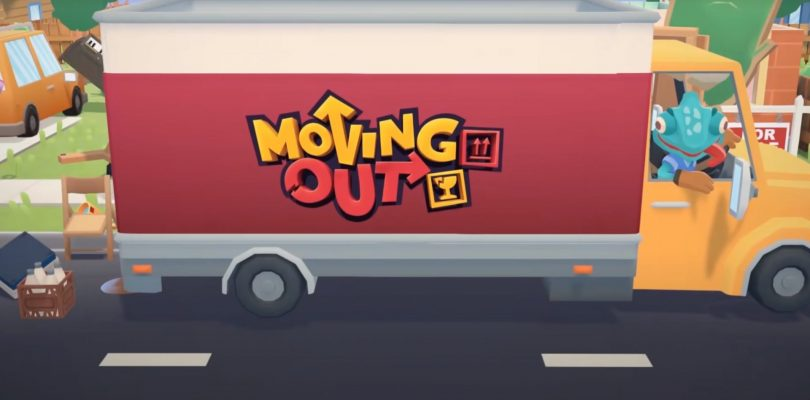 Moving Out's Day One Patch Includes 4K Support, Single Player Co-op