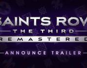 Saints Row: The Third Remaster Announced