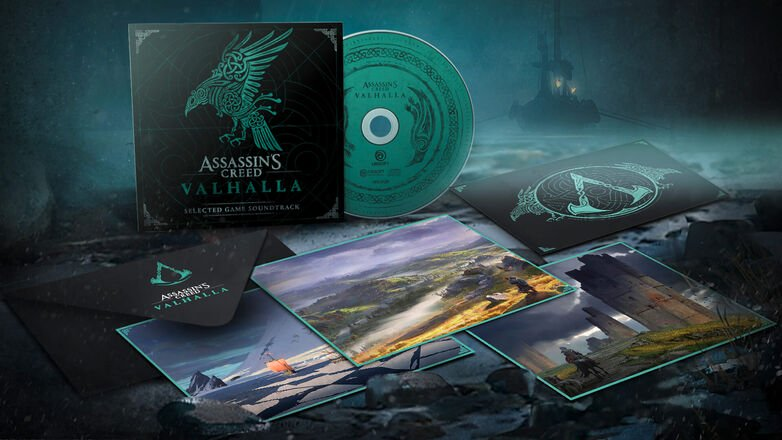 Assassin S Creed Valhalla Collector S Edition Features A Very Angry Female Eivor