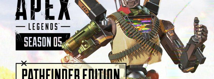 Apex Legends Gets A New Pathfinder DLC Pack