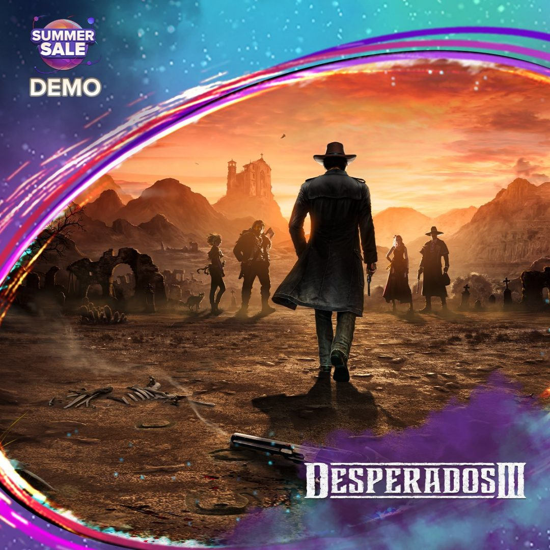 Destroy All Humans And Desperados Iii Have Pc Demos Available Now