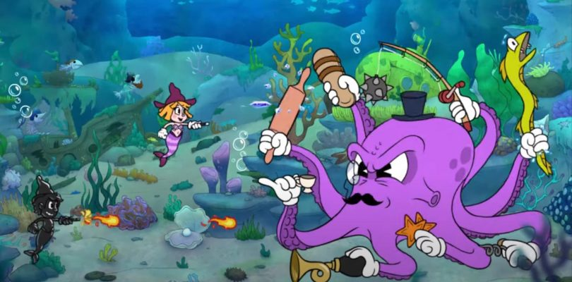 If You Need More Cuphead In Your Life This Kickstarter Game Might Scratch That Itch
