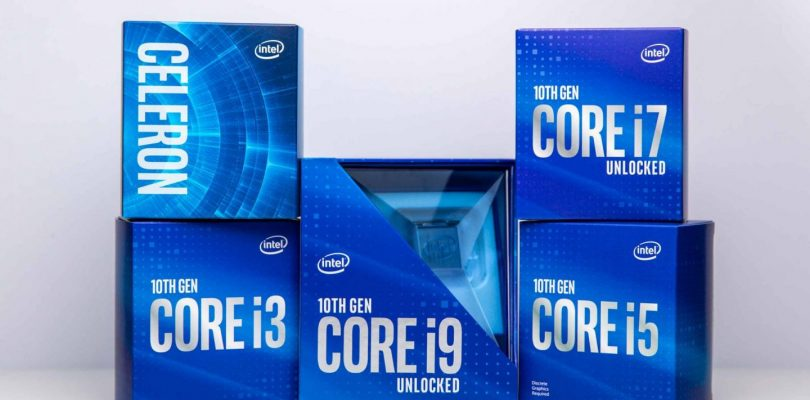 Intel's 10th Generation S-Series Processors Revealed; High Boost Clocks, Same Lithography