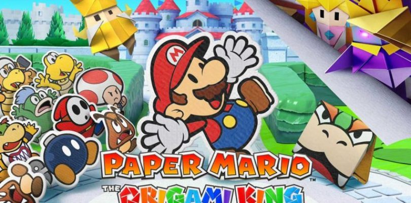 Paper Mario: The Origami King Announced For Nintendo Switch