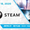 Detroit: Become Human, Heavy Rain And Beyond Two Souls Hitting Steam Next Month