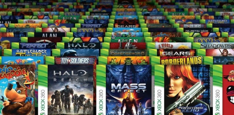 Xbox Series X Backwards Compatibility Will Bring Huge Improvements To Your Old Games