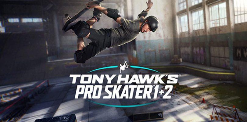 Tony Hawk's Pro Skater 1 + 2 Remaster Announced