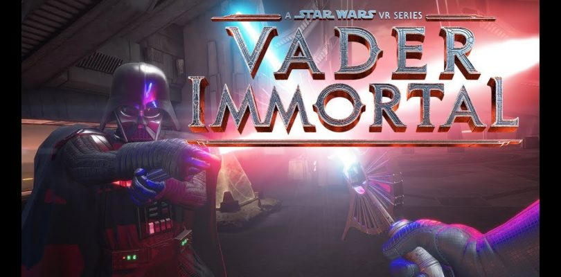 Vader Immortal: A Star Wars VR Series Is Heading To PlayStation VR This Year